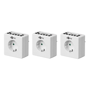 Goobay 55542 smart plug 3600 W White
