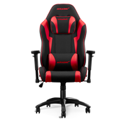 AKRacing EX PC gaming chair Upholstered padded seat Black, Red