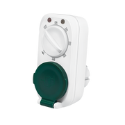 LogiLink ET0013 electrical timer White Daily timer