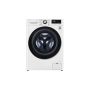 LG V9WD96H2 washing machine Freestanding Front-load 9 kg 1400 RPM A White