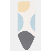 Brabantia 131585 ironing board cover Ironing board top cover Cotton Multicolour