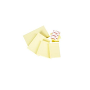 Kores N46050 self-adhesive note paper Other Yellow