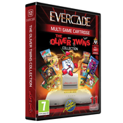 Blaze Evercade Oliver Twins Collection Multilingual