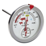 TFA-Dostmann Analogue Thermometer for Roast / Oven