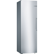 Bosch Serie 4 KSV36VLEP fridge Freestanding 346 L E Stainless steel