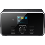 Grundig DTR 4500 BT DAB BLACK CD-Player