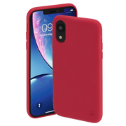 """Hama Finest Feel mobile phone case 15.5 cm (6.1"""") Cover Red"""