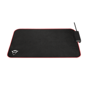 Trust 23646 mouse pad Gaming mouse pad Black, Red