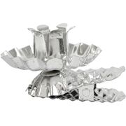 Creativ Company 559370 candle holder Silver