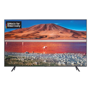 "Samsung GU75TU7199 190.5 cm (75"") 4K Ultra HD Smart TV Wi-Fi Black"