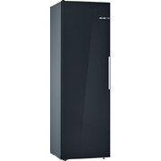 Bosch Serie 4 KSV36VBEP fridge Freestanding 346 L E Black