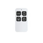 WOOX R7054 remote control Security system Press buttons