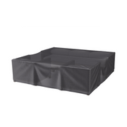 AeroCover 7996, Patio bench cover, Black, 1 pc(s)