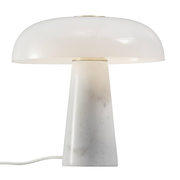 Nordlux Glossy table lamp E27 White