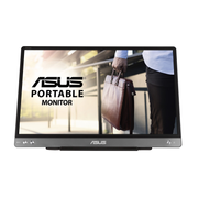 "ASUS MB14AC computer monitor 35.6 cm (14"") 1920 x 1080 pixels Full HD Grey"