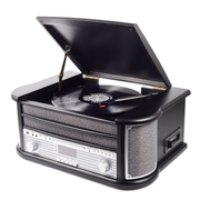 Denver MRD-51 BLACK audio turntable