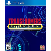 BANDAI NAMCO Entertainment Transformers: Battlegrounds Standard Englisch PlayStation 4