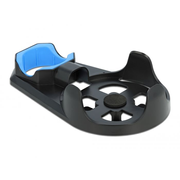 DeLOCK 18312 speaker mount Wall Plastic Black, Blue