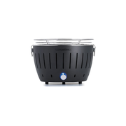 LotusGrill G280 Grill Holzkohle Anthrazit, Grau
