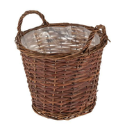 Opiflor 203957 planter Indoor Basket planter Freestanding Wood
