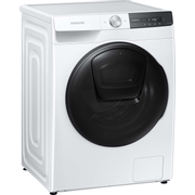 Samsung WW80T754ABT washing machine Freestanding Front-load 8 kg 1400 RPM B Black, White