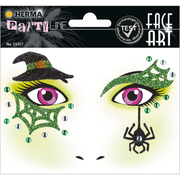 HERMA Face Art Stickers Witch