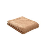Eskimo Silky throw blanket 150 x 200 cm Polyester Brown