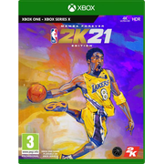 Take 2 NBA 2K21 Mamba Forever Edition German, English, French, Italian Xbox One