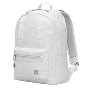 Douchebags The Avenue 16L backpack White PU leather, Polyester