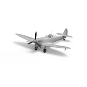 Airfix Spitfire MkVc 1:72 Assembly kit Fixed-wing aircraft