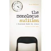 Playwrights Canada Press The Monologue Audition book Paperback 160 pages