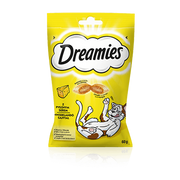 Dreamies 4008429037986 cats dry food 60 g Adult Cheese