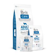 Brit Care Adult Large Breed Lamb & Rice 3 kg Lamb, Rice