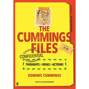 ISBN The Cummings Files: CONFIDENTIAL book Hardcover 204 pages