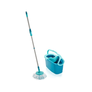 LEIFHEIT Clean Twist Disc Mop mopping system/bucket Single tank Blue