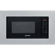 Indesit MWI 120 GX microwave Built-in Grill microwave 20 L 800 W Stainless steel