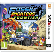 Nintendo Fossil Fighters Frontier Basic German, English, Spanish, French, Italian Nintendo 3DS