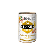 Brit Fresh Chicken with Sweet Potato Huhn Adult 400 g