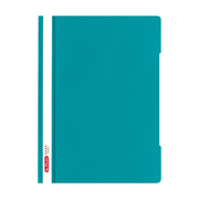 Herlitz 50016204 report cover Polypropylene (PP) Turquoise