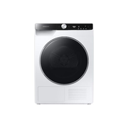 Samsung DV90T8240SE tumble dryer Freestanding Front-load 9 kg A+++ White