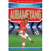 ISBN Aubameyang (Football Heroes) book Paperback 176 pages