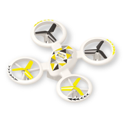 MONDO 63012 camera drone White, Yellow