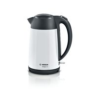 Bosch TWK3P421 electric kettle 1.7 L 2400 W Black, White
