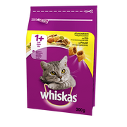 Whiskas 5900951014055 cats dry food 300 g Adult Chicken