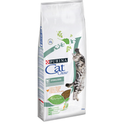 Purina CAT CHOW STERILISED cats dry food 1.5 kg Adult Chicken
