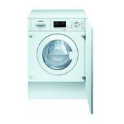 Siemens iQ500 WK14D542 washer dryer Built-in Front-load White E