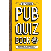 ISBN The Pot Luck Pub Quiz book Paperback 288 pages