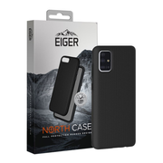 "EIGER EGCA00195 mobile phone case 16.5 cm (6.5"") Cover Black"