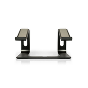 "Port Designs 901103 notebook stand 39.6 cm (15.6"") Aluminium, Black"
