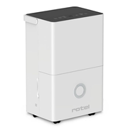 Rotel U780CH1 dehumidifier 4 L 48 dB 460 W Black, White